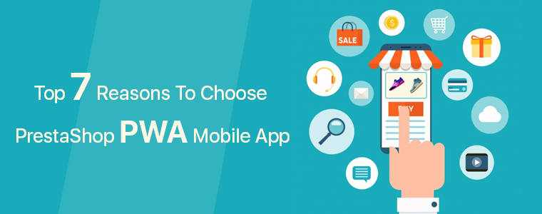 PrestaShop PWA Mobile App