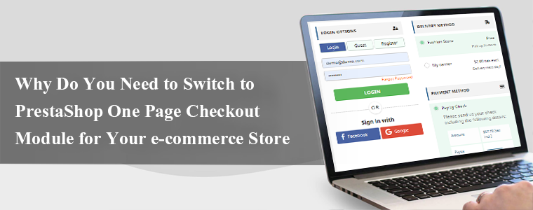 PrestaShop One Page Checkout Module by Knowband