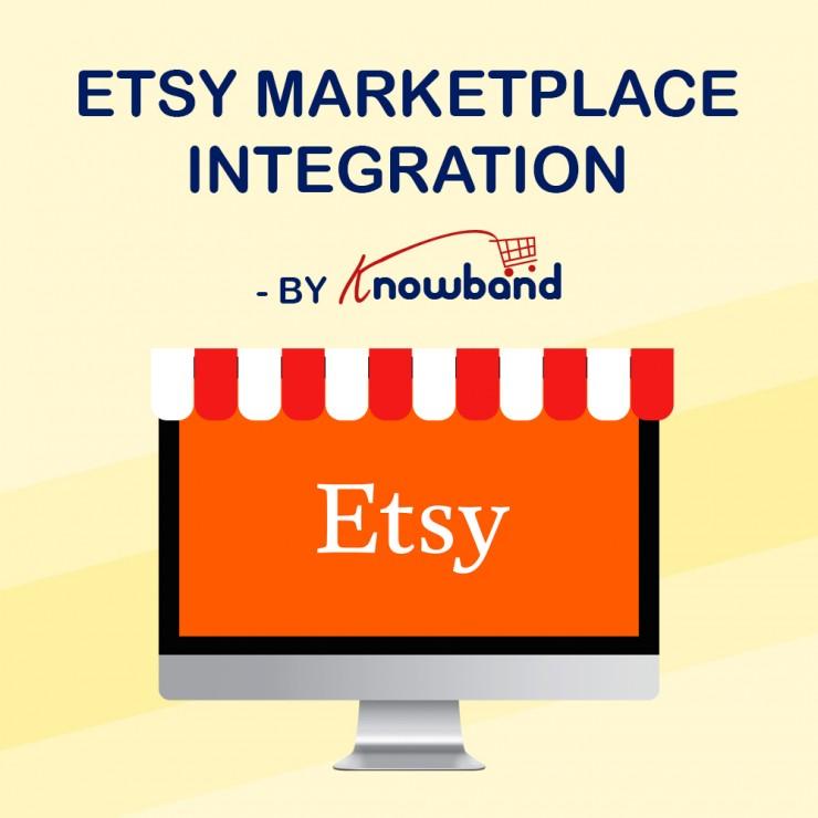 Prestashop Etsy API Integrator