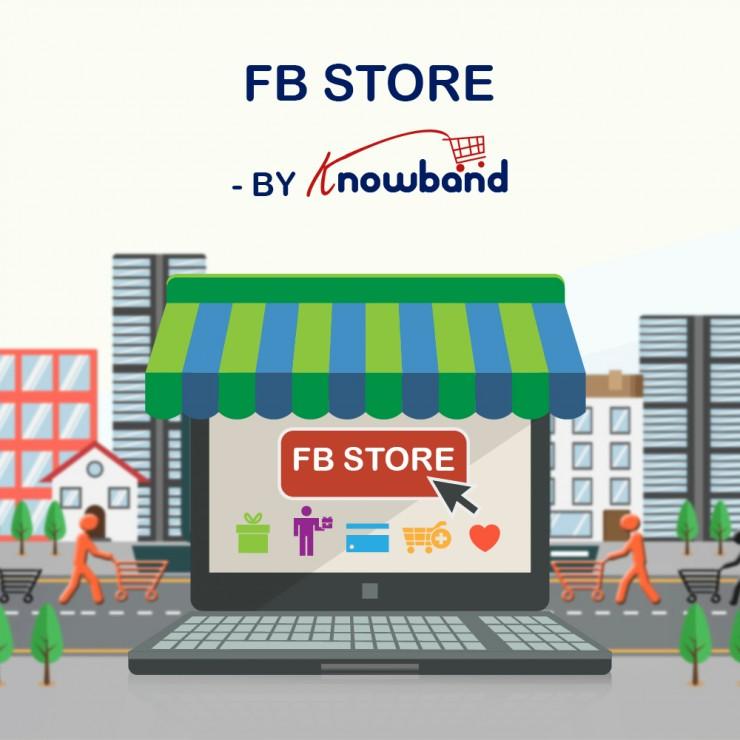 Prestashop FB Shop addon