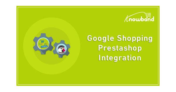 Prestashop Google Shopping Connector