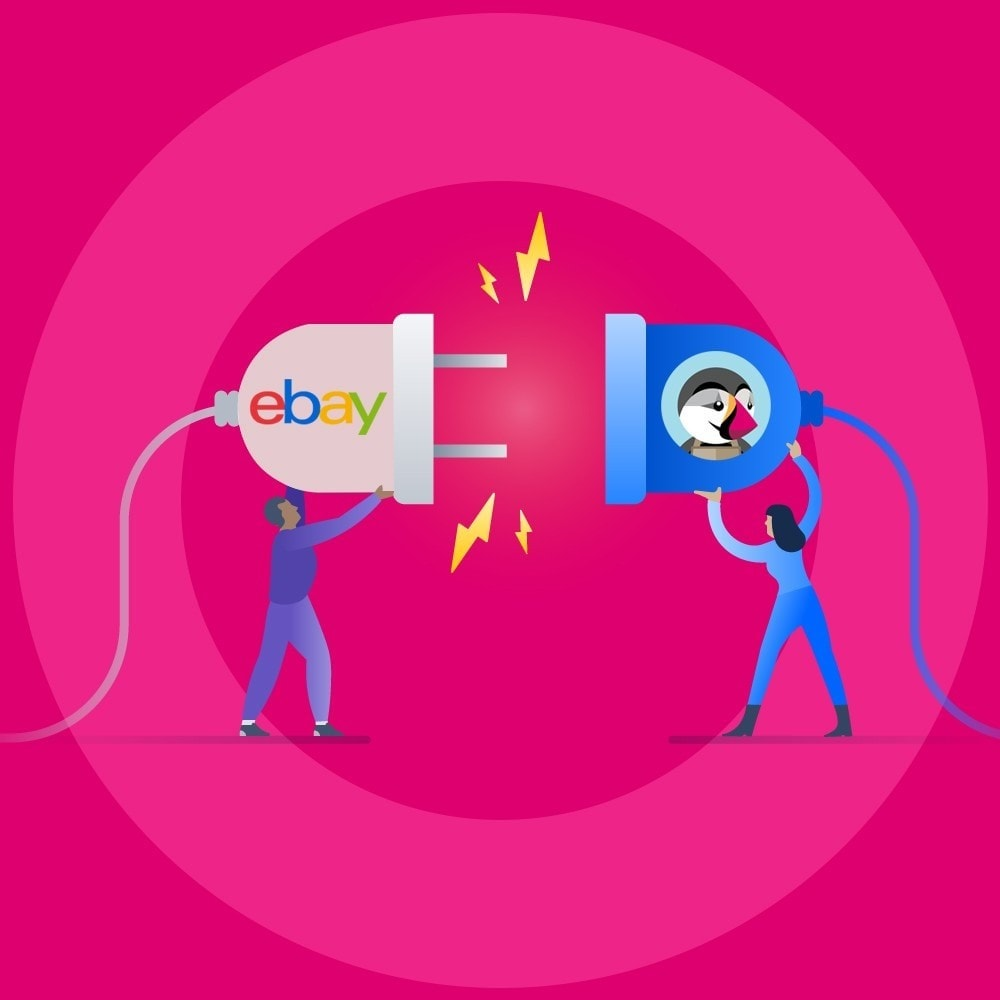 Prestashop eBay Marketplace Integration Extension