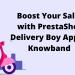 Delivery Boy Mobile App